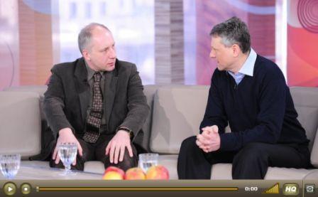 Marek Tramś chirurg ortopeda w TVN